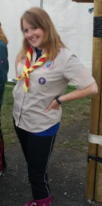 Yvonne Wadsworth - Scout Leader