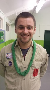 Andy Green - Cub Leader