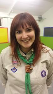 Jen Hoyle - Cub Leader