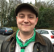 Ben Clayton - Assistant Group Scout Leader