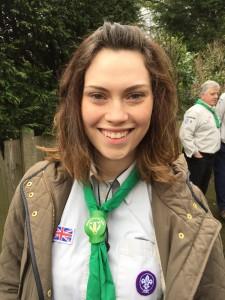 Shona McGinn - Beaver Leader