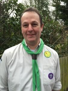 James Barton - Cub Leader