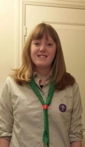 Amy Billinge - Explorer Leader