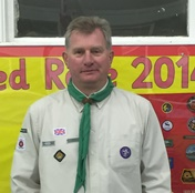 Tim Parker - Group Scout Leader