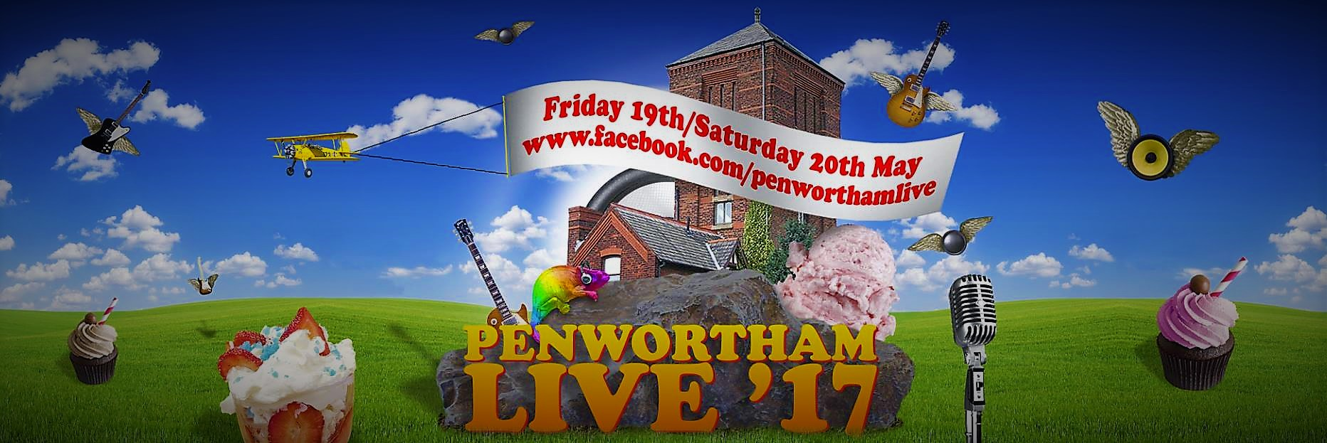 Penwortham Live