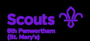 6th Penwortham Logo